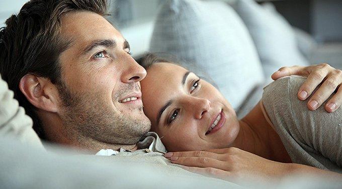 Aki szerelemben van, az érzi a párját